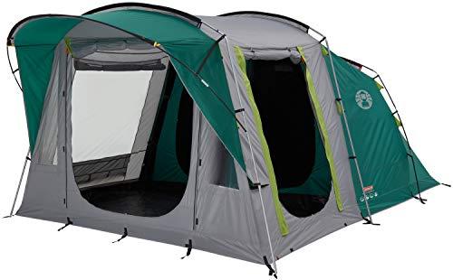 Coleman Oak Canyon 4 Zelt, 4 Personen Tunnelzelt mit nachtschwarzer Schlafkabine, 4 Mann...