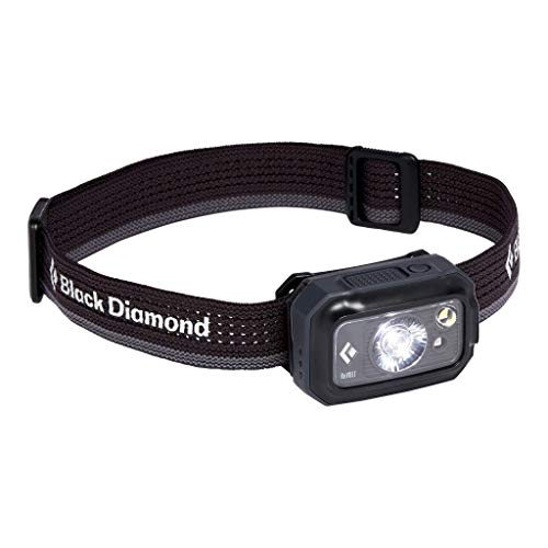 Black Diamond Unisex-Adult Revolt 350 HEADLAMP, Graphite, Lumen