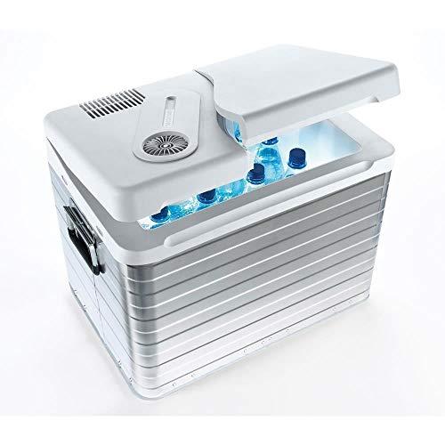 Mobicool Q40 AC/DC - Tragbare Elektrische Alu-Kühlbox, 39 Liter, 12 V und 230 V für...