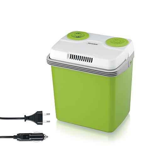 SEVERIN Elektrische Kühlbox (20 L) mit Kühl- und Warmhaltefunktion, Auto Kühlbox mit 2...