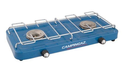 Campingaz Base Camp kompakter Outdoor Campingkocher, Gaskocher 2 flammig, Tischkocher...
