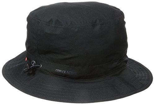 VAUDE Regenhut Escape Rain Hat, black, L, 055770105400