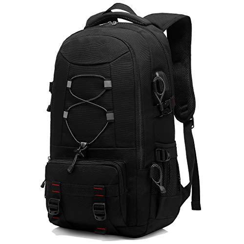 Besttravel Reiserucksack, 45L Wasserdichter Wanderrucksack Trekkingrucksack Laptop...