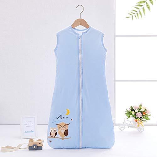 YZNlife Frühlingschlafsack Baby Schlafsack Kleine Kinder Schlafanzug ohne Ärmel für...