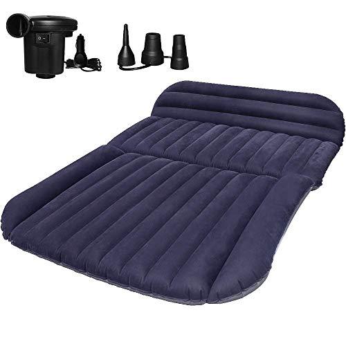 QDH SUV Auto Luftmatratzen-Camping Aufblasbare Matratze-Aufblasbares Bett für den...
