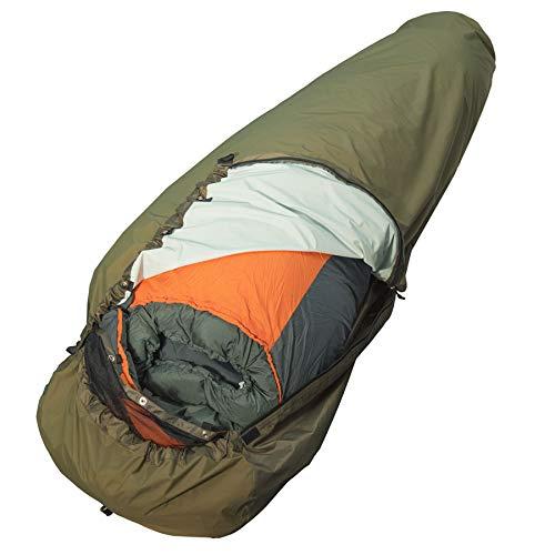 AVEN wasserdichter und robuster BIWAK Bag Full Zip Biwaksack für Schlafsack Biwack Sack...