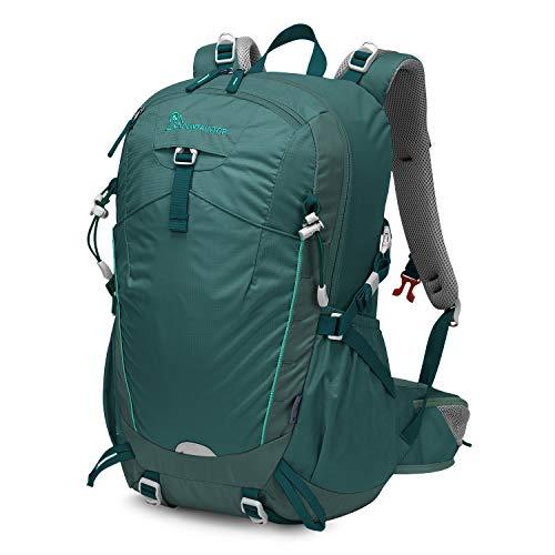 MOUNTAINTOP 28/35 Liter Rucksäcke Damen Herren Backpack Wanderrucksack Trekkingrucksack...