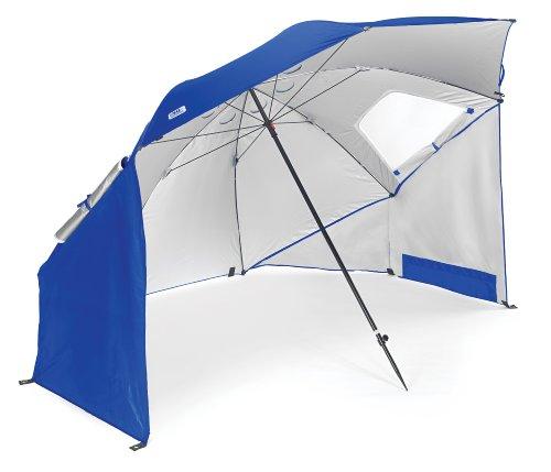 Sport-Brella Umbrella Sonnenschirm für Strand und Garten, Robust, Schutz vor Sonne, Regen...