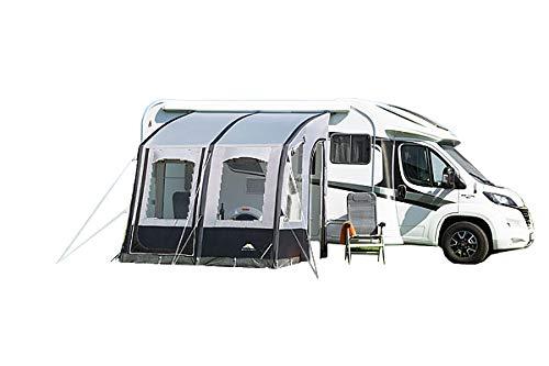 dwt Vorzelt Speed Air/High Gr. 1-4 grau Wohnwagen Buszelt Markise Camping Air-In Reisezelt...
