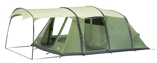 Vango Boys Odyssey Air Aufblasbares Zelt, Epsom Green, 600SC