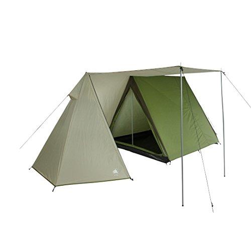 10T Zelt Mungaroo 3 Mann Hauszelt wasserdichtes Campingzelt 3000mm Familienzelt Wohnraum...