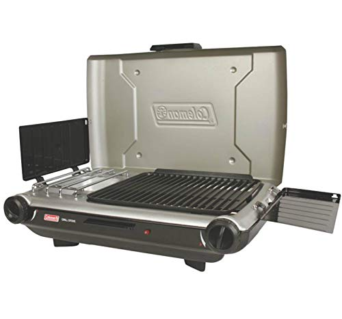 Coleman PerfectFlow™ Portable Camp Propane Grill