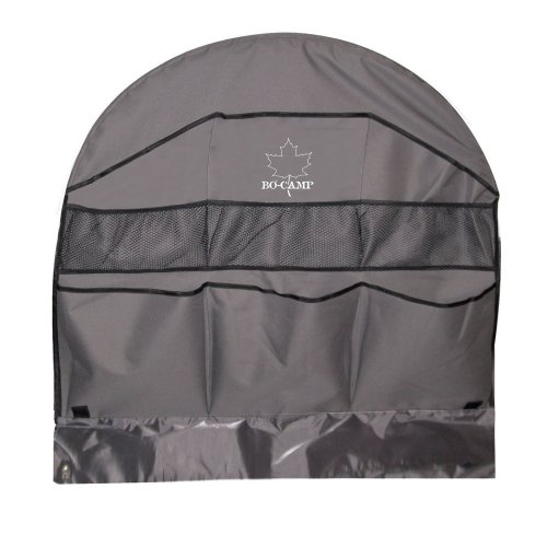 Radauschnitttasche, rund mit 6-fach Organizer mit 3 kleinen Netztaschen Radauschnitttasche...