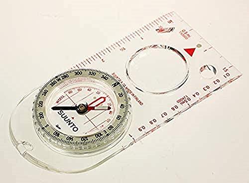 Suunto Kompass A-30 NH USGS, Nördliche Hemisphäre, Imperiale Skala, SS012100013