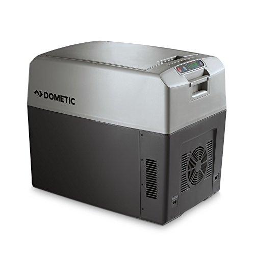 DOMETIC TropiCool TC 35FL - tragbare elektrische Kühlbox/Heizbox, 33 Liter, 12/24 V DC...