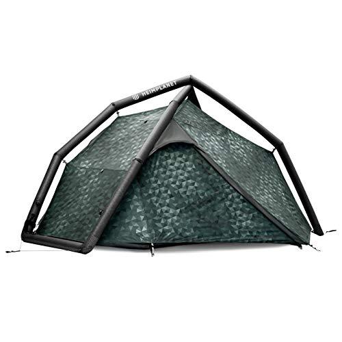 HEIMPLANET Original | FISTRAL 1-2 Personen Zelt | Aufblasbares Camping Zelt mit geringem...