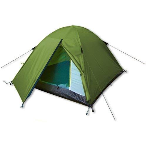 outdoorer Festivalzelt Festival Camp - als 2-3 Personen-Zelt wasserdicht und doppelwandig,...
