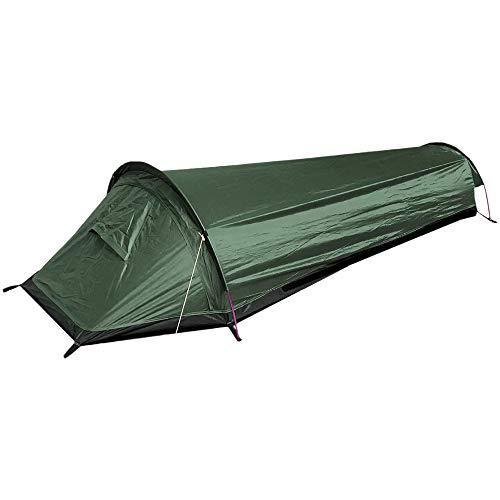 Lixada Biwaksäcke Trekkingzelt Campingzelt, Camping Schlafsack Zelt Einzelperson Zelt, Wasserdicht Leichte |...