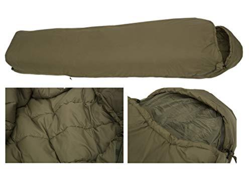 CARINTHIA Survival-Schlafsack Tropen m. Netz 200cm Sandfaben Militär Schlafsack...