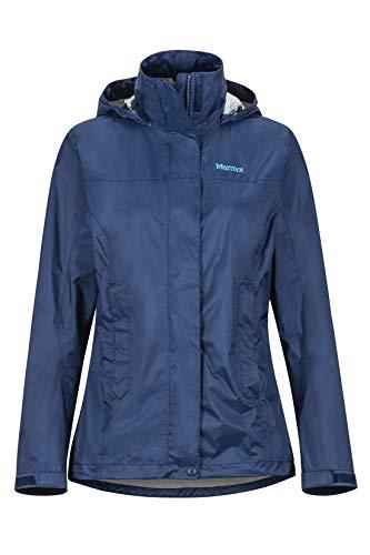 Marmot Damen Wm's PreCip Eco Jacket, Wasserdichte Regenjacke, winddichter Regenmantel,...