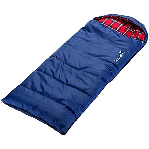 skandika Dundee Junior Kinderschlafsack   Outdoor Camping Schlafsack für Kinder,...