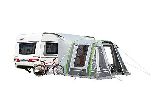 dwt Vorzelt Wohnwagen aufblasbar Garda Air 340x300 grau Outdoor Camping Wohnwagenvorzelt...