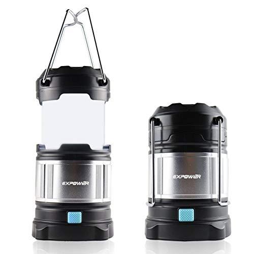 IPX 5 tragbare Campinglampe