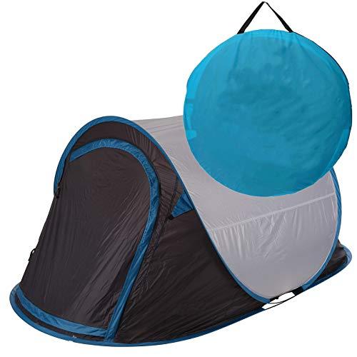 Zelt Pop Up Wurfzelt 2 Personen von JEMIDI Festival Zelte Trekkingzelt Campingzelt...