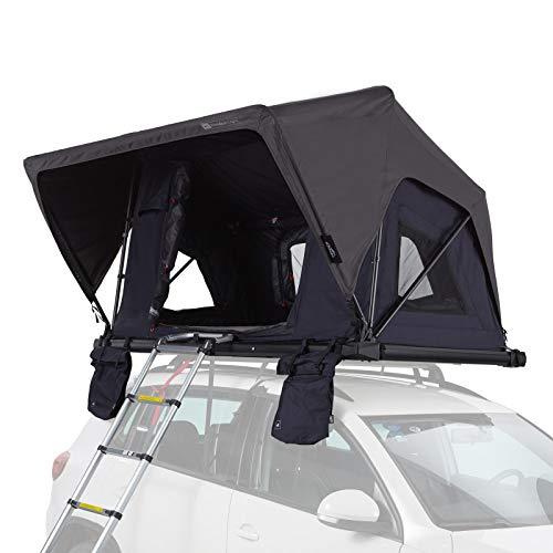 Qeedo Freedom Light 120 Dachzelt für 2 Personen (225 x 135 x 28cm), extra leichtes...