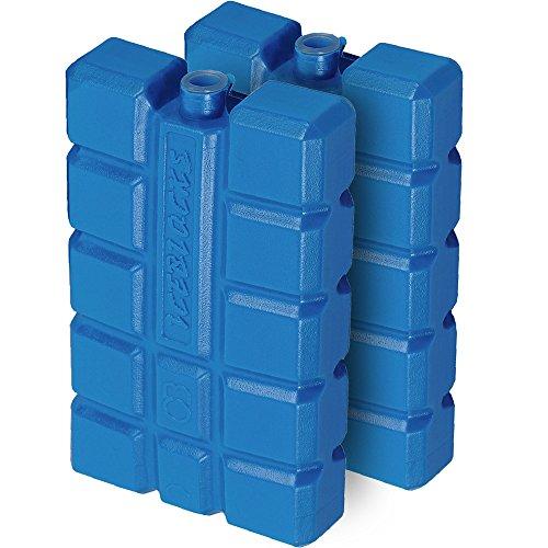 2er Set Kühlakkus blau, 2 x 200 ml