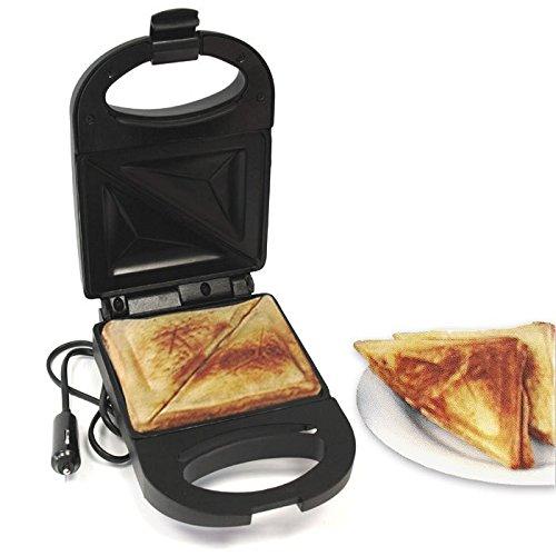 Sandwich Toaster Sandwichtoaster Kontaktgrill Sandwichmaker Sandwich Maker LKW Camping...