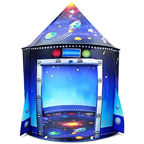 Nice2you Spielzelt, Zelt für Jungen, Kinderzelt für drinnen und Outdoor, Tragbares Kinderspielzelt mit...