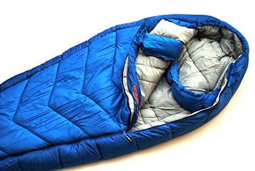 Altus Expeditionsschlafsack Mumienschlafsack Groenland Extremwerte geprüft ** bis - 30...