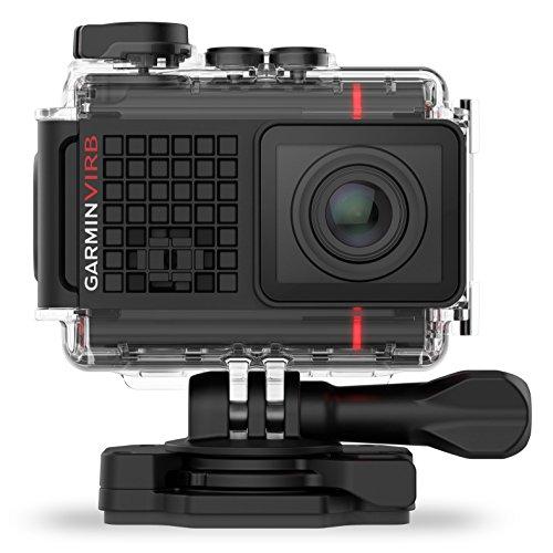 Garmin VIRB Ultra 30 Actionkamera - 4K-HD-Aufnahmen, G-Metrix, Touchscreen,...
