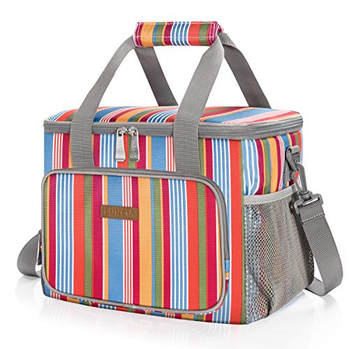 LUNCIA 15L Kühltasche Thermotasche Cooler Bag Lunchtasche Thermo Tasche Picknicktasche...
