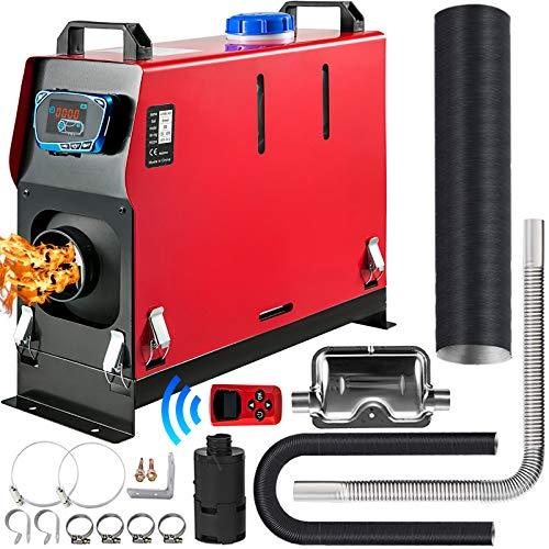 VEVOR 12V Standhezung Diesel, 8KW Diesel Lufterhitzer, 0,18-0,48 Standheizung, Luft...