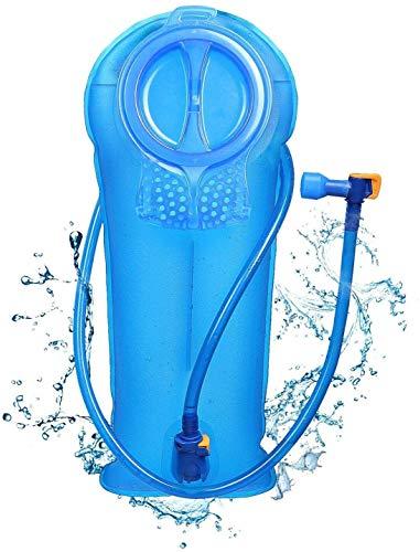 Unigear Trinkblase, 2L, 2,5L, 3L Hydration Blase staubdichte und antimikrobielle Hydration...