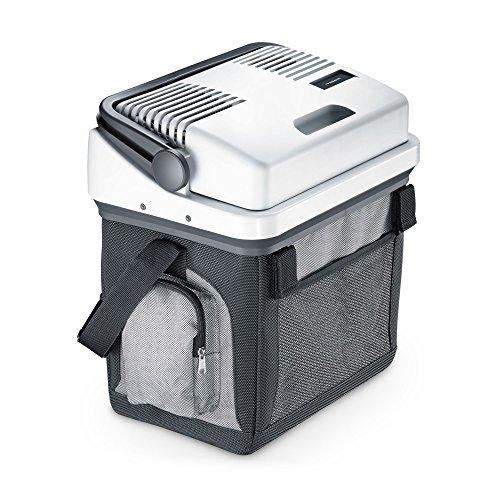 DOMETIC BordBar AS 25, tragbare elektrische Kühlbox, 20 Liter, 12 und 230 V für Auto,...