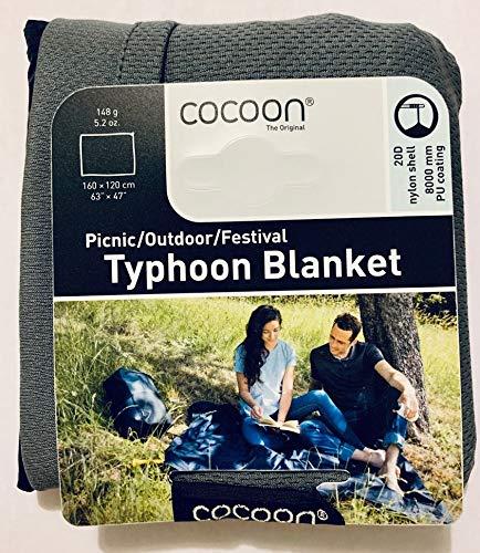 Cocoon Picknickdecke wasserdicht Outdoor Decke