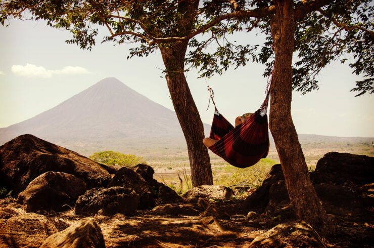 camping-haengematte