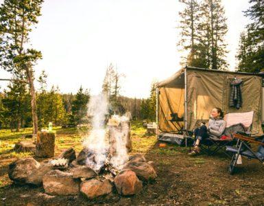 campingliege