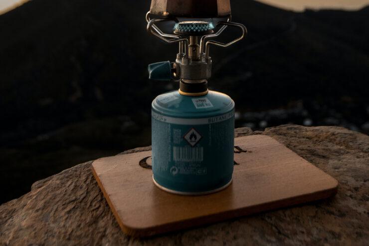 gaskartusche