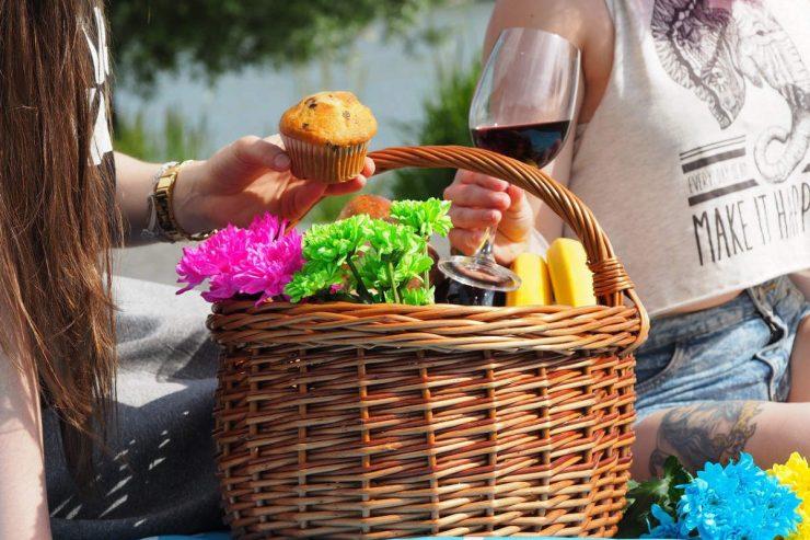 picknickkoerbe