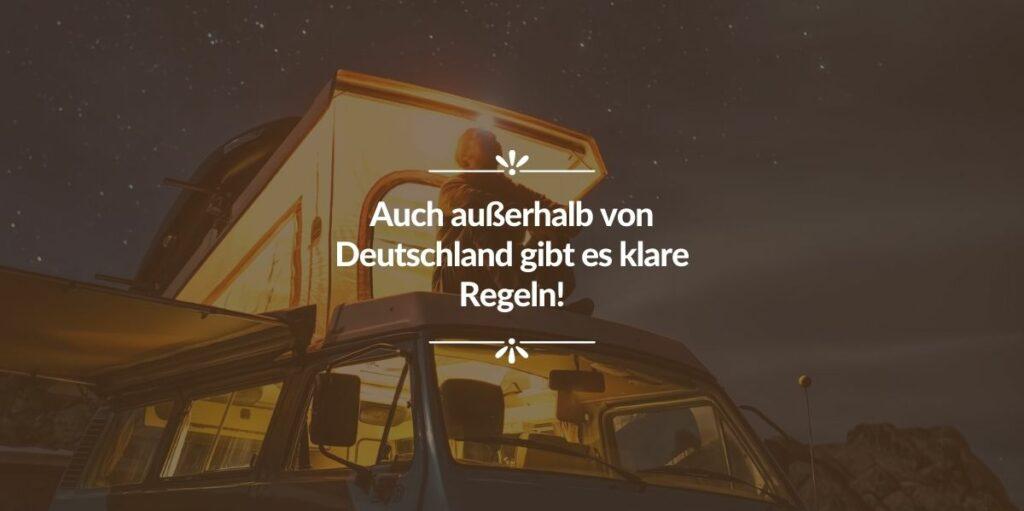wildcampen_regelungen_europa