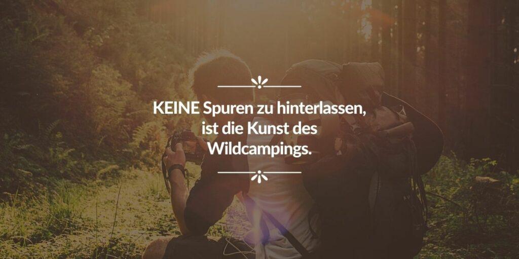 wildcampen_tipps